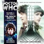 The Auntie Matter SIGNED  Doctor Who Big Finish CD